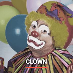 clown-inhuren