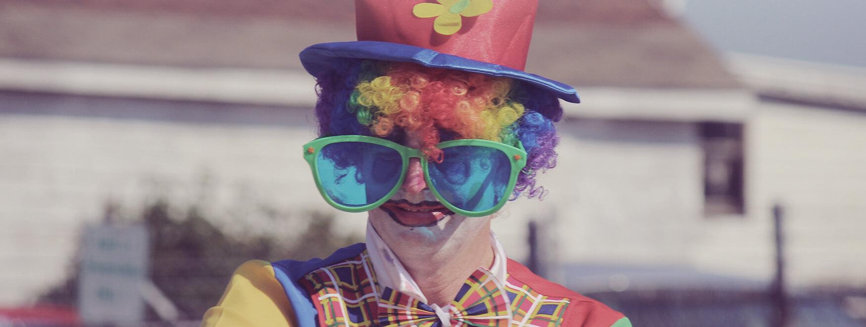 entertainmens-clown-promotie