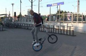 BMX-fieters-Campagne-Nootdorp