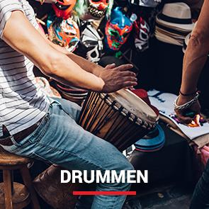 artiest-Drummen