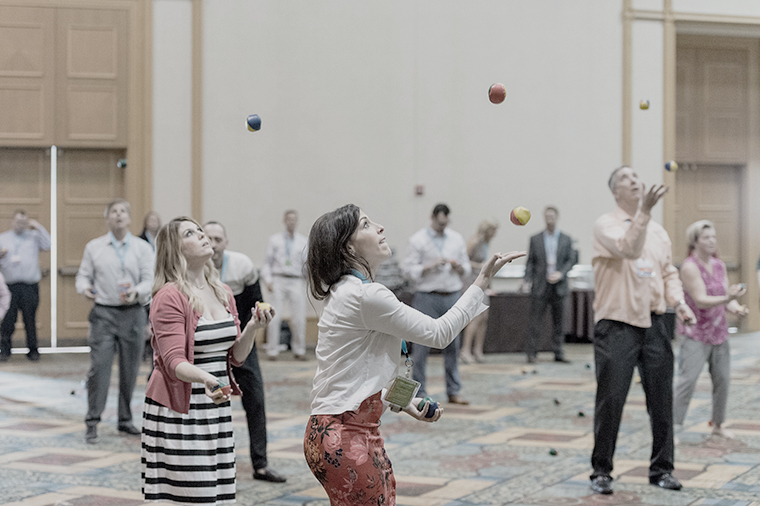 Entertainmens-jongleren-workshop