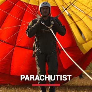 Artiest-Parachutist