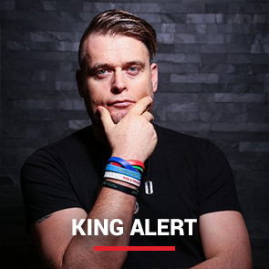 Artiest-YouTuber-King-Alert