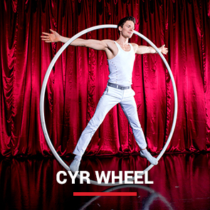 Artiest-Cyr-Wheel