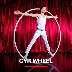 Artiest-Cyr-Wheel