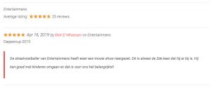 Review Dappercup - Bilal El Mhassani