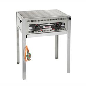 Verhuur-Gasbarbecue