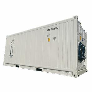 Verhuur-Koelcontainer