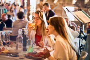 Personeelsfeest-diner-show