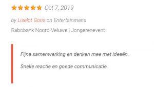 Review-Jongerenevent-Rabobank-Noord-Veluwe