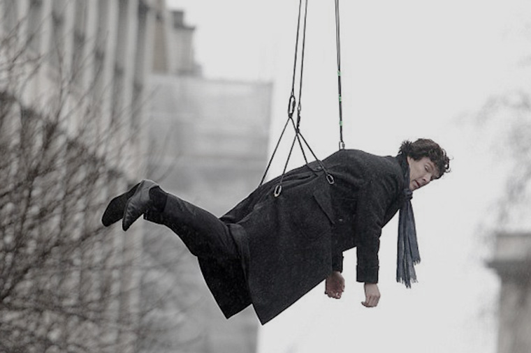 Circus-Stuntman-inhuren