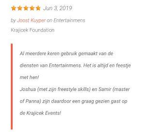 Review-Krajicek-Foundation
