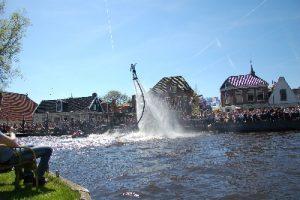 Watershow-Flyboarden-act
