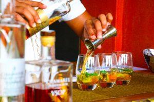 Cocktailshaker-inhuren