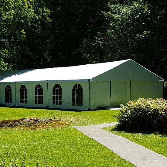 ALUMINIUM TENT - Verhuur tenten