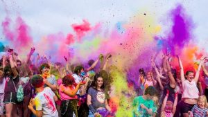 Festival en feest entertainment