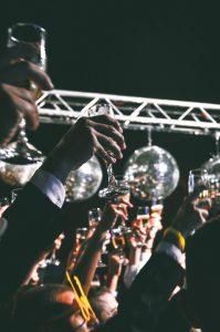 Licht en geluid voor evenementen