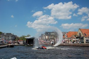 Luchtshows, luchtacts, watershows en wateracts