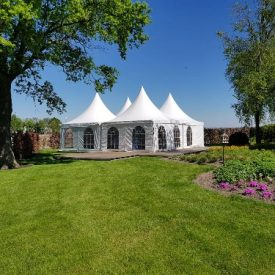 Pagodes - tenten