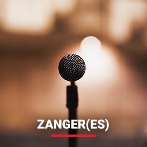 Zanger-Zangeres