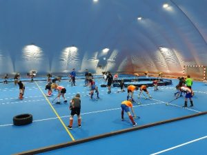Entertainmens-hockey-indoor-clinic