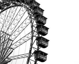Circus rad - bezoek shows