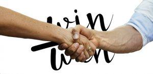 Win-Win-Samenwerkingen