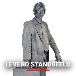 Levend standbeeld