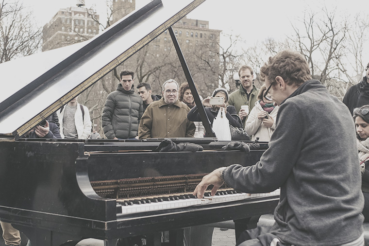 Muzikant - Pianist