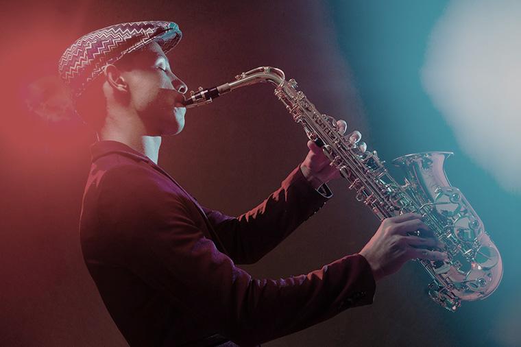 Muzikant - Saxofonist