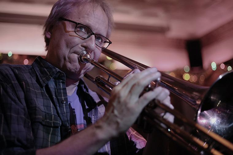 Muzikant - Trombonist