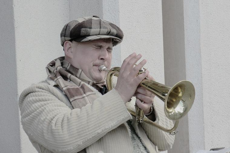 Muzikant - Trompetist