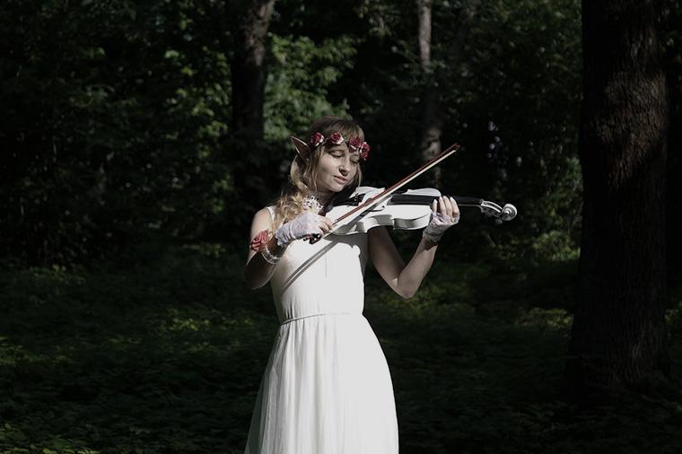 Muzikant - Violist