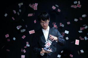 Goochelaar inhuren voor uw event - Entertainmens